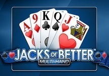 Jacks-or-better-Microgaming