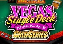 Vegas-single-deck-blackjack-gold
